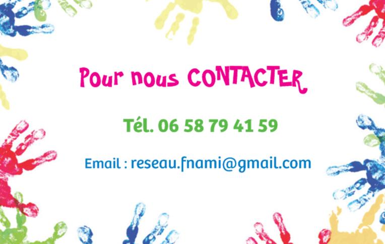 Contact FNAMI